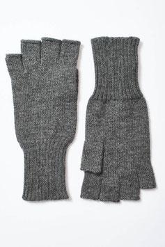 Fingerlose / Halbfinger Handschuhe aus Baby-Alpaka-Wolle