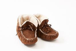 Fellschuhe für Babys und Kleinkinder