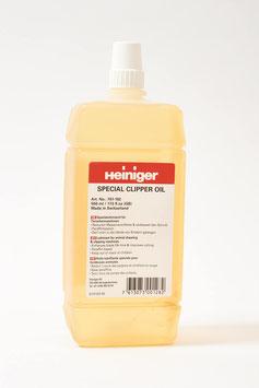 Schermaschinenöl Spezial von Heiniger - 500 ml Nachfüllflasche