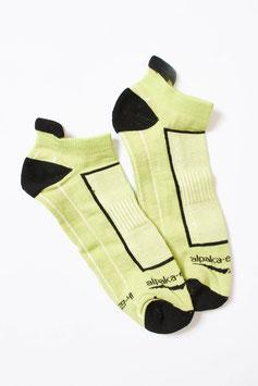Alpaka-Sneaker-Socken für Sport und Freizeit in vielen Farben