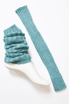 Alpaka-Beinstulpen im Rippstrick für Damen in vielen Farben