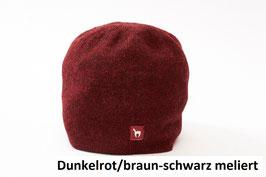Sportlich elegante Alpaka-Wende-Mütze