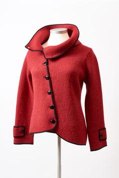 Tolle Jacke aus weichem Alpaka-Woll-Filz