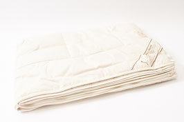 Mitwachsende Alpaka-Bettdecke für Kleinkinder und Kinder