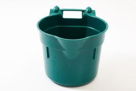 Futtertrog/ Wassereimer für Alpakas zum Einhängen, 8 Liter