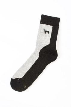 Sehr warme Alpaka-Socken