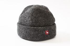 Walkmütze für Herren aus 100 % weicher Alpaka-Wolle