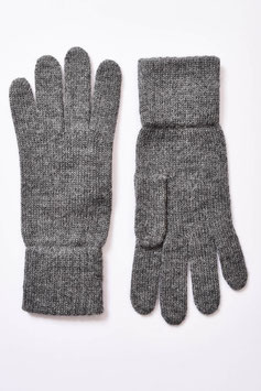 Zeitlose Handschuhe aus Alpaka Wolle für Damen