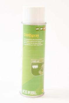 CoolSpray zum Kühlen und Ölen der Schermaschine