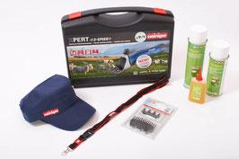 Angebot! Starter-Set für die Alpaka-Schur - Schermaschine und viel Zubehör