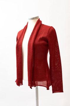 Elegante Alpaka-Strickjacke für Damen