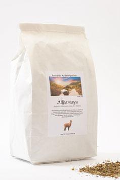 Kräutermischung Allpamayu für Alpakas