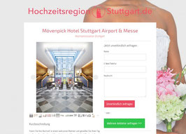 Anbieter-Präsenz auf Hochzeitsregion-Stuttgart.de