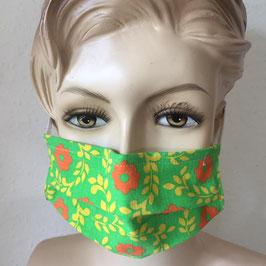 Maske flower girl