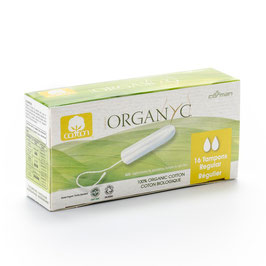 ORGANYC – TAMPONS REGULAR