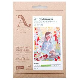 Balkonkistli Wildblumen
