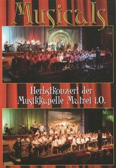 DVD - Musicals