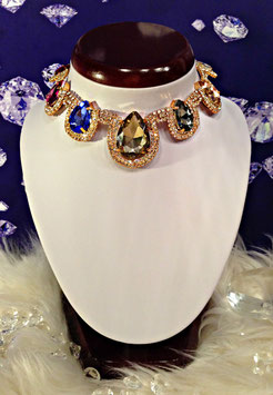 "Jewels4Pets dog necklace ""Monaco"""