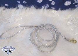 """Jewels4Pets dog leash """"Silverstar"""""""