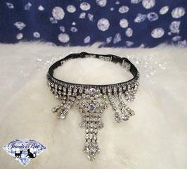 "Jewels4Pets luxury jewelry dog collar ""Rio"""