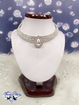 "Jewels4Pets dog necklace ""Angel"""