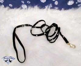 """Jewels4Pets luxury leash """"Rockstar"""""""