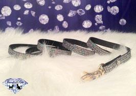 "Jewels4Pets luxury dog leash ""Universe"""