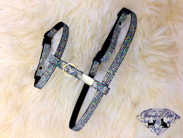 """Jewels4Pets luxury dog harness """"Hollywood"""""""