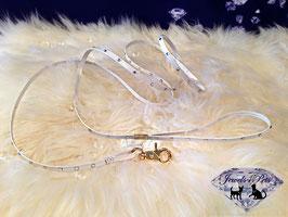 """Jewels4Pets dog leash """"Snow Star"""""""