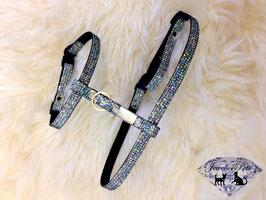 """Jewels4Pets Luxus Geschirr """"Hollywood"""""""