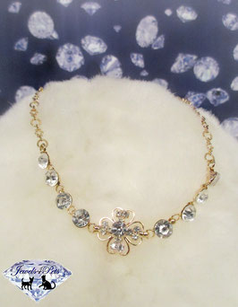 """Jewels4Pets dog necklace """"Lucky"""""""