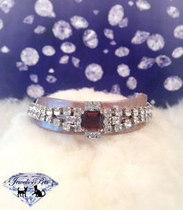 "Jewels4Pets Luxus Schmuck-Halsband ""Majestic"""