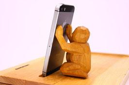携帯忘れな盆(オプションスタンド):ササエル