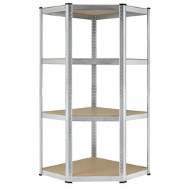 Eckregal Corner Easy 160 x 75 x 40-75 cm - JU21131