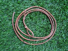 Lederen string, onmisbaar als flexibel verlengstuk van je stick.