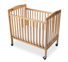 Babybett fürs Hotelzimmer