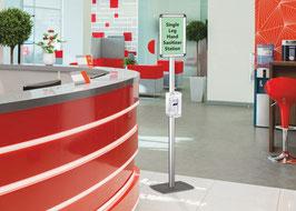 mobile Hygienestation
