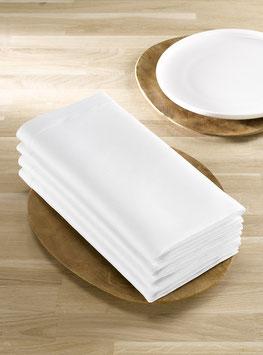 De Witte Lietaer Tischdecke LAMBDA weiss