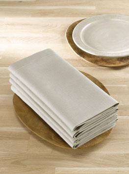 De Witte Lietaer Tischdecke LAMBDA grau