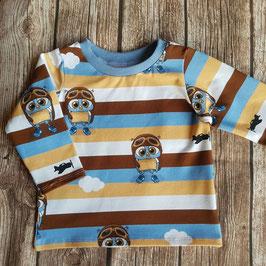 Baby-Shirt mit langen Armen