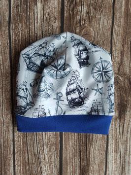 Classic Hat Segelschiffe Blau