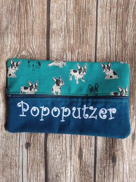Feuchttüchertasche Popoputzer Bullys Aquagrün