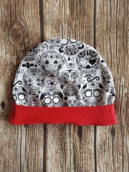 Classic Hat Skulls Rot