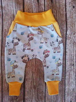 Baggy-Pants Giraffe Gelb
