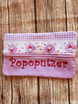 Feuchttücher-Tasche Popoputzer