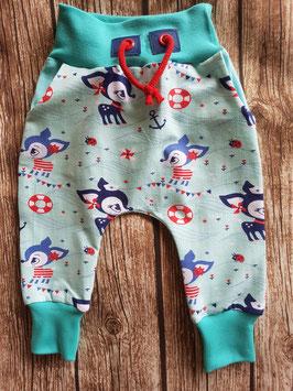 Baggy Pants Hafenkitz Blau