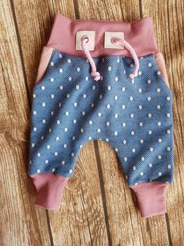 Baggy Pants Jeans Dots