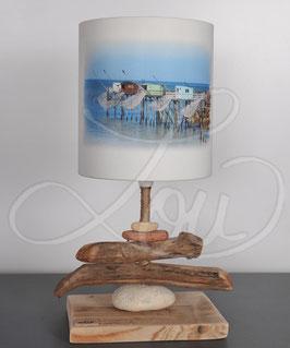 """Lampe """"4 Carrelets"""""""