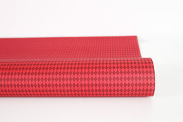 """Wrapping Paper """"Rhombus"""", red"""