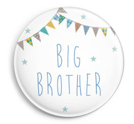 """Button """"Big Brother"""""""